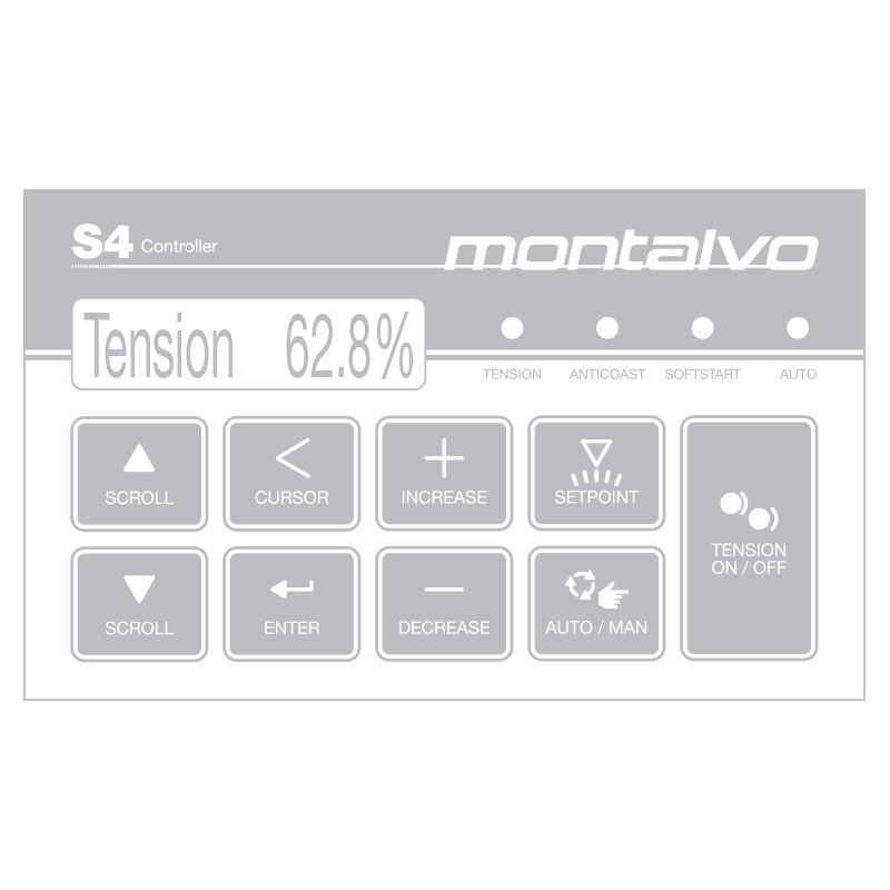 Montalvo Tension Controllers